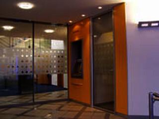 Umgestaltung VR-Bank Wendelstein