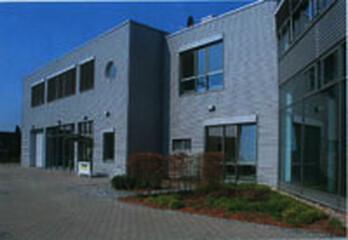 Vertriebsgebäude - Fa. Müller Nürnberg