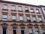 Sanierung einer Sandstein-Fassade in Fürth